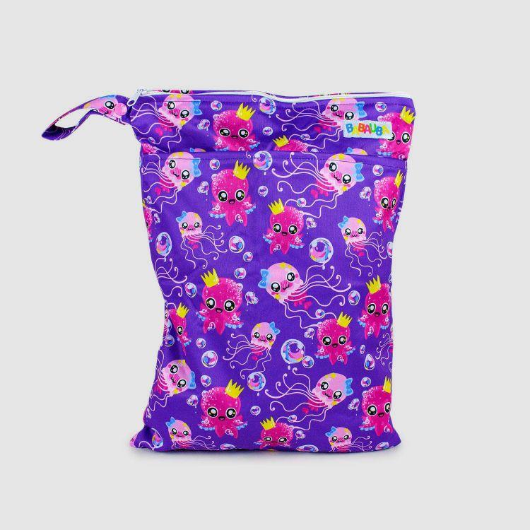 BabaubaWetbag SweetOctopus-Purple