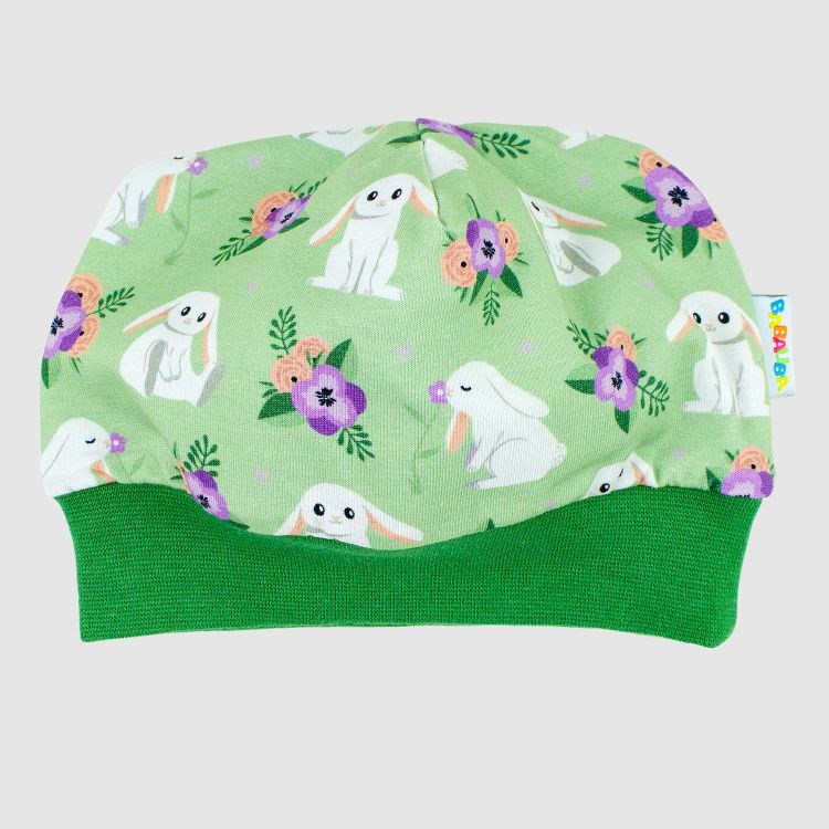 Baby-Winterbeanie - FloralBunny