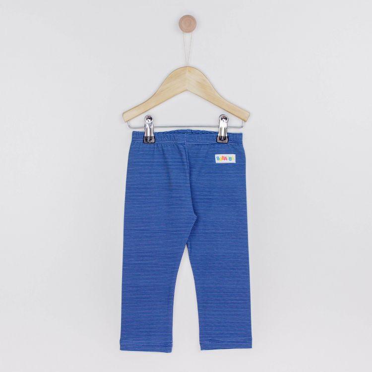 Kids-SkinnyPants - BlueStripes