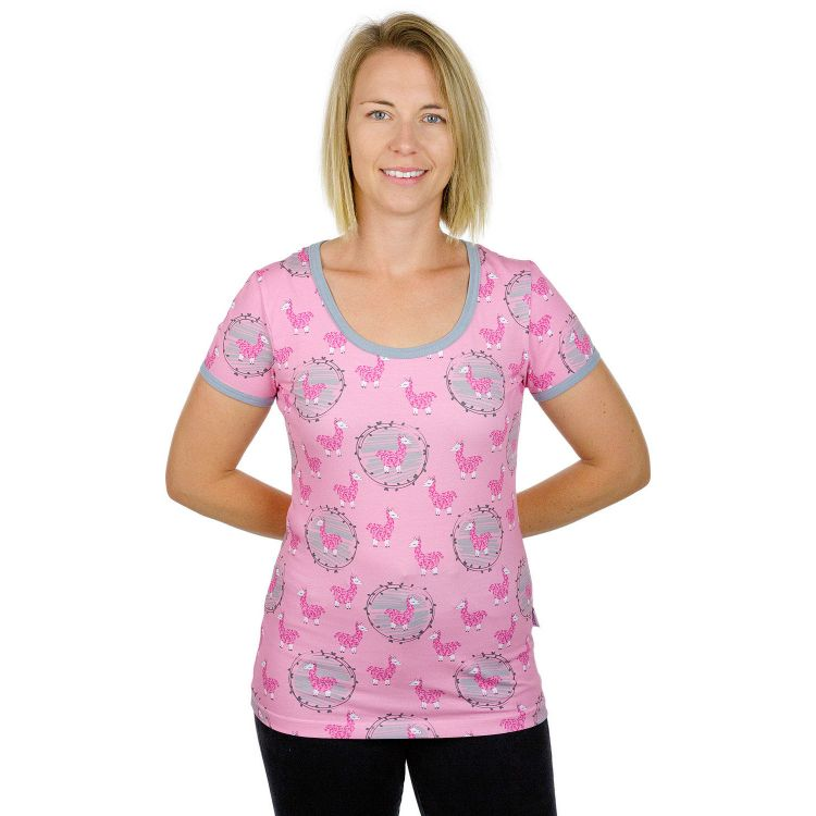 Woman-Shirt AlpacaQueen