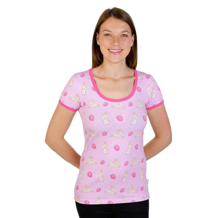 Woman-Shirt BerryBunny