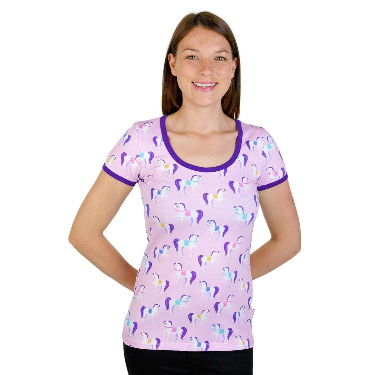 Woman-Shirt PrincessPonys