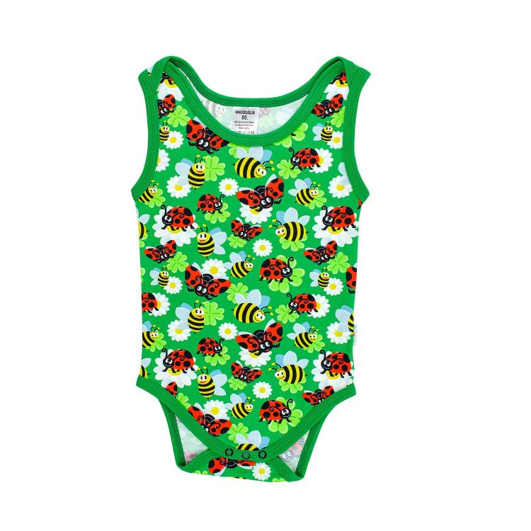 Baby-Air-Body - LadybugsAndBees-WaldgrünEdition
