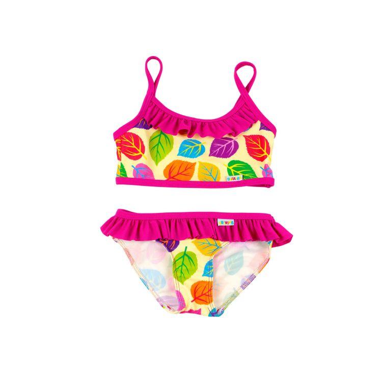 Bikini ColorfulLeaves