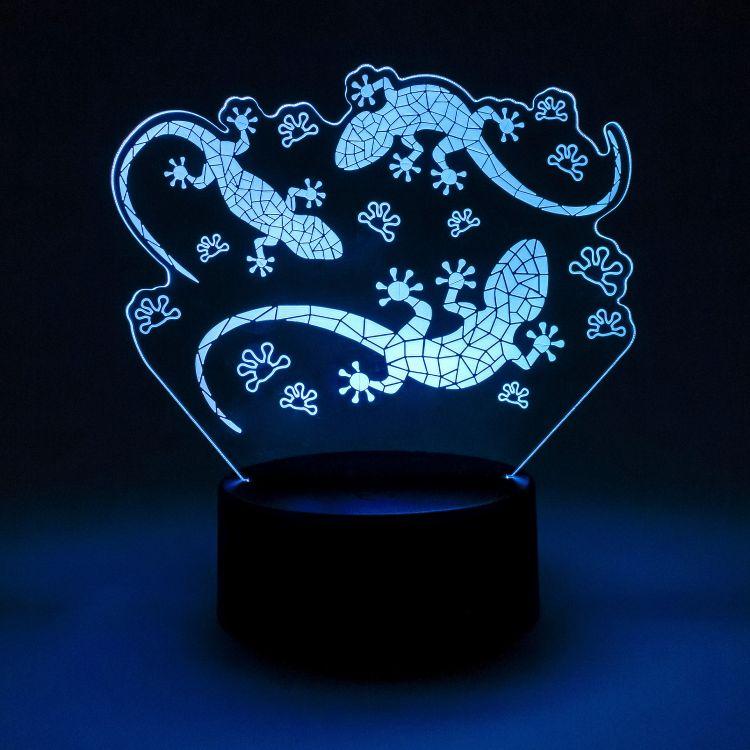 LED-Lampe DiamantSalamander
