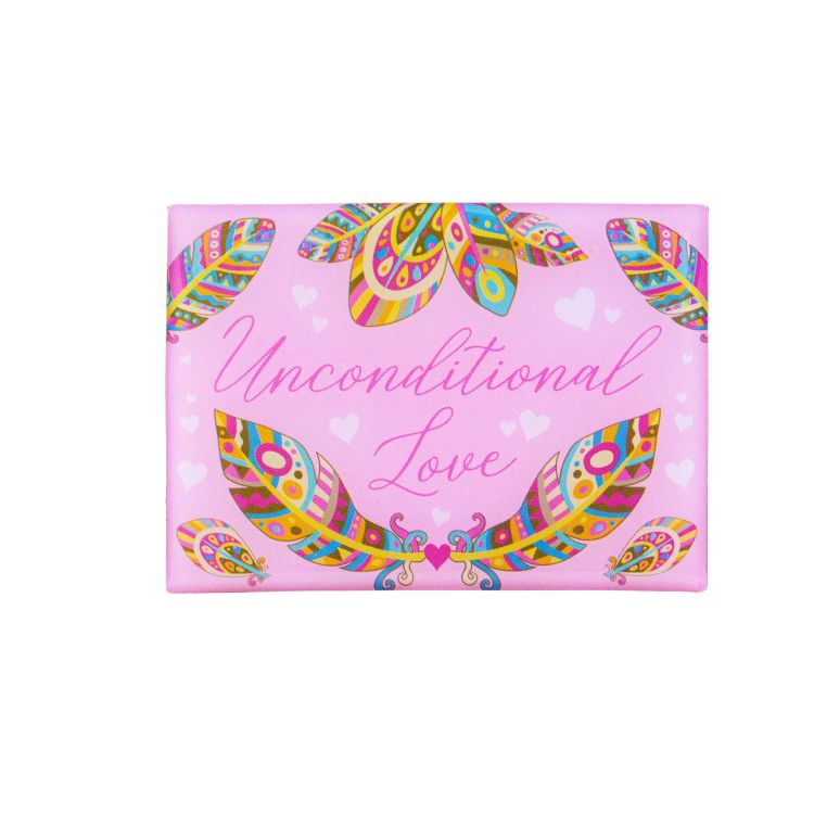 Magnet UnconditionalLove-Pink