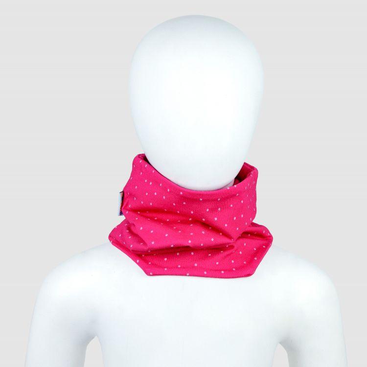Winter-Loop-Schal PinkDots