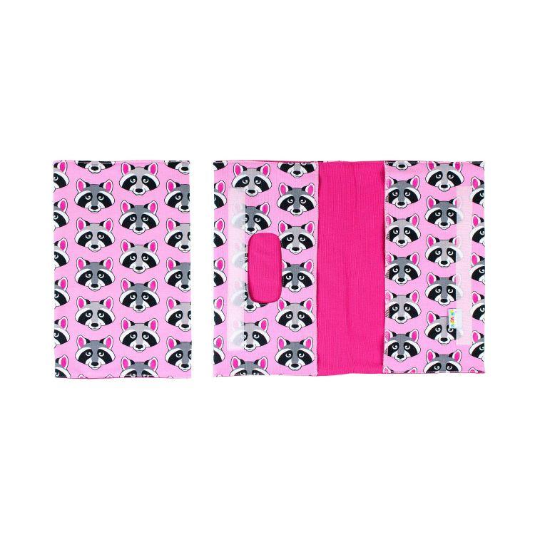 Windeltasche RacoonStars-Pink