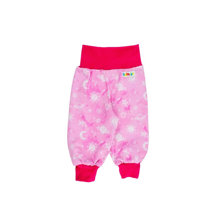 Frühchen-Widepants DreamyGalaxy-Pink