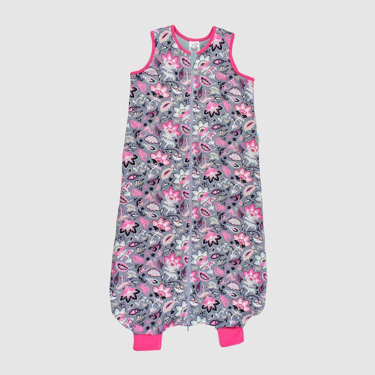 Baby-Füßchenschlafsack - PaisleyFlowers