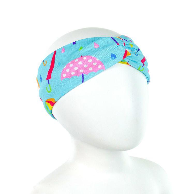 Knotenband ColorfulUmbrellas