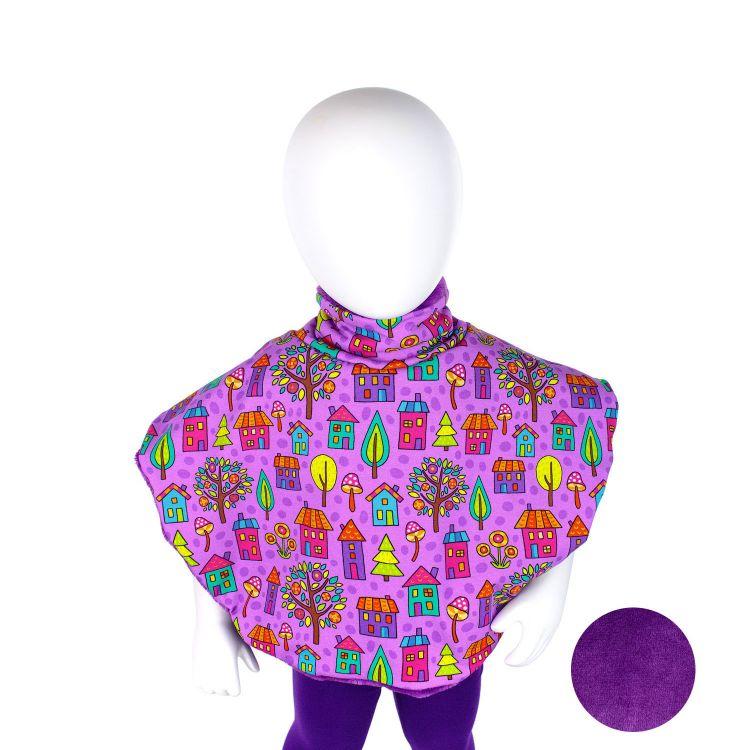 Poncho ColorfulVillage