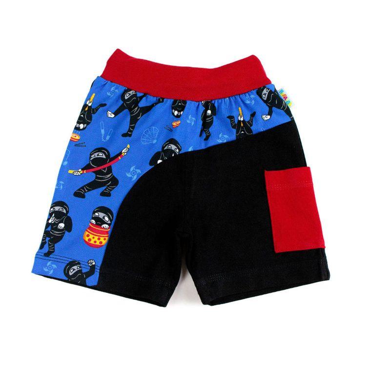 Shorts-Pepstyle BabaubaNinjas