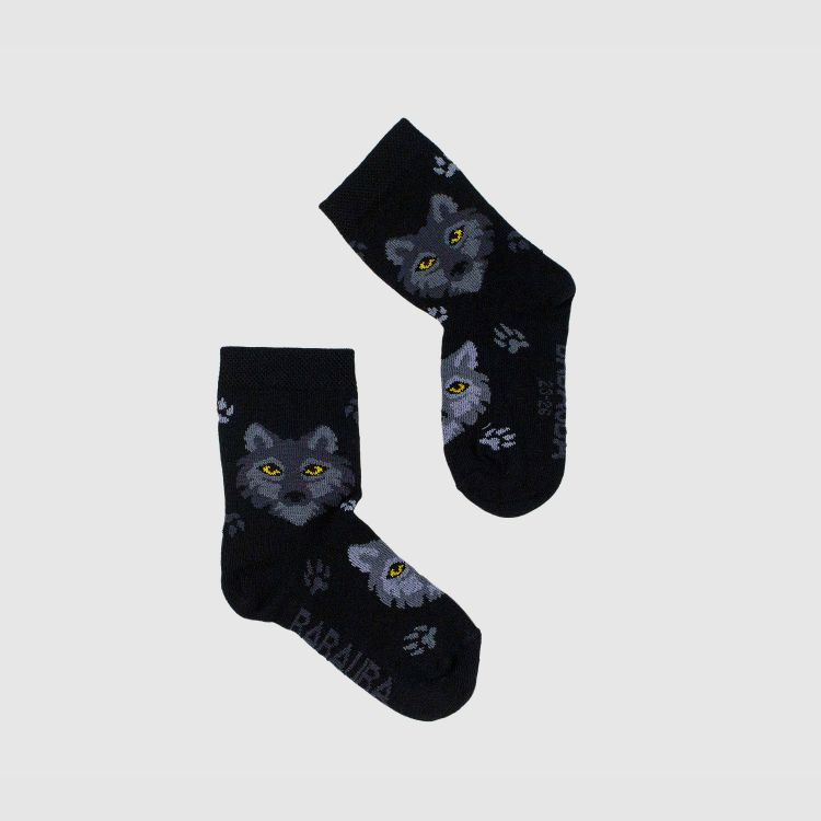 SockiSocks BlackWolf-GrauEdition