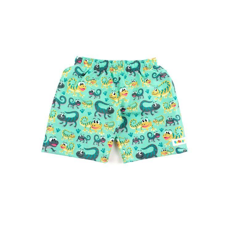 Baby-Swimshorts - GreenLizard