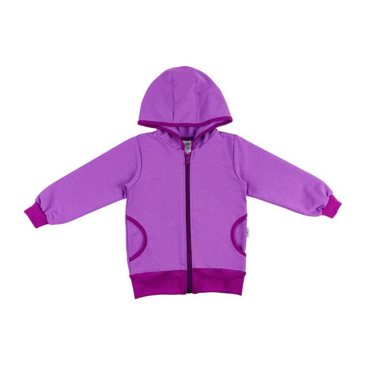 Uni-Hoodie Lavendel