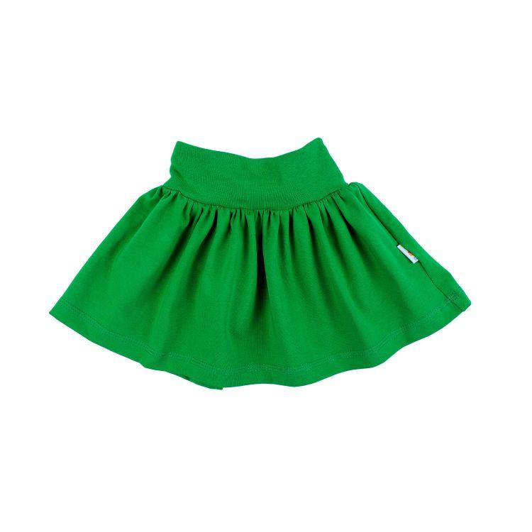 Baby-Uni-Röckchen - Waldgrün