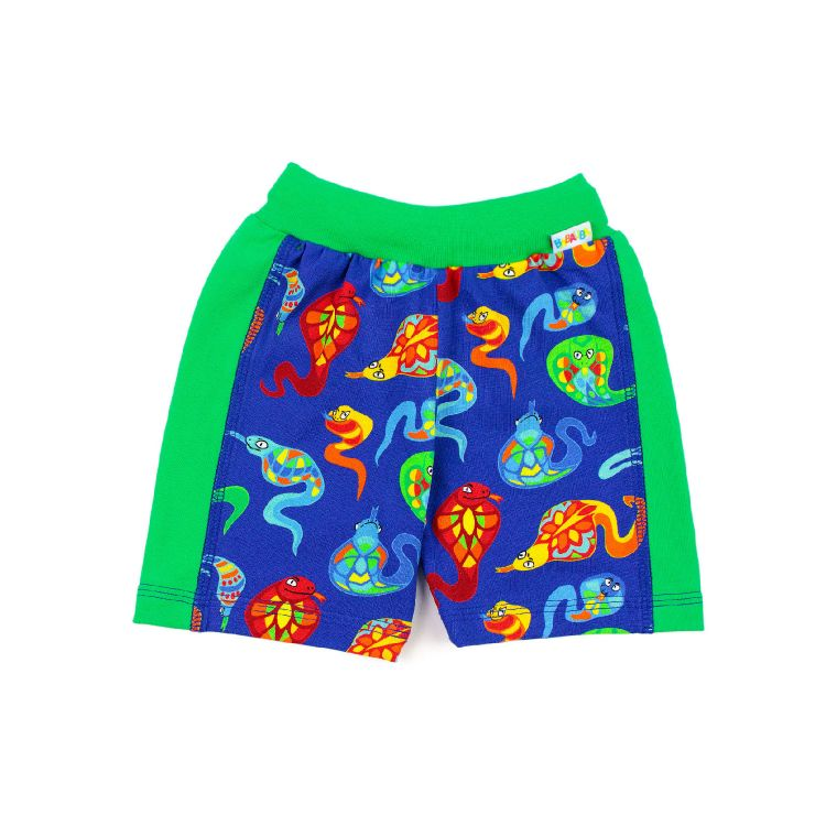 ActionShorts ColorfulCobras