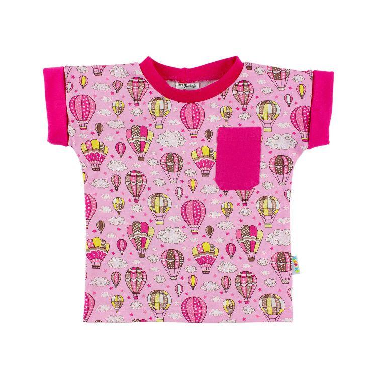 BabaubaT2 MontgolfiereBalloons-Pink