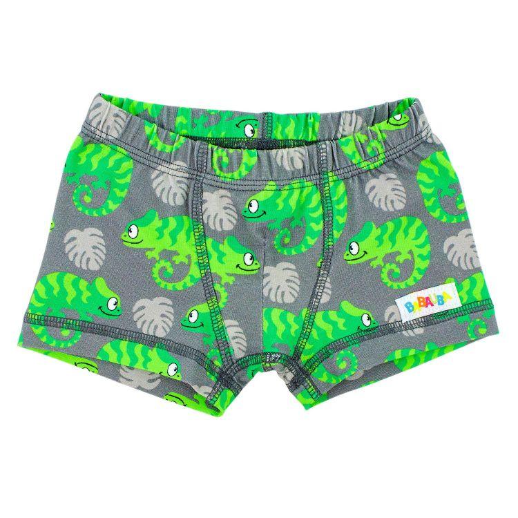 Boxershorts ExoticChameleons-Green
