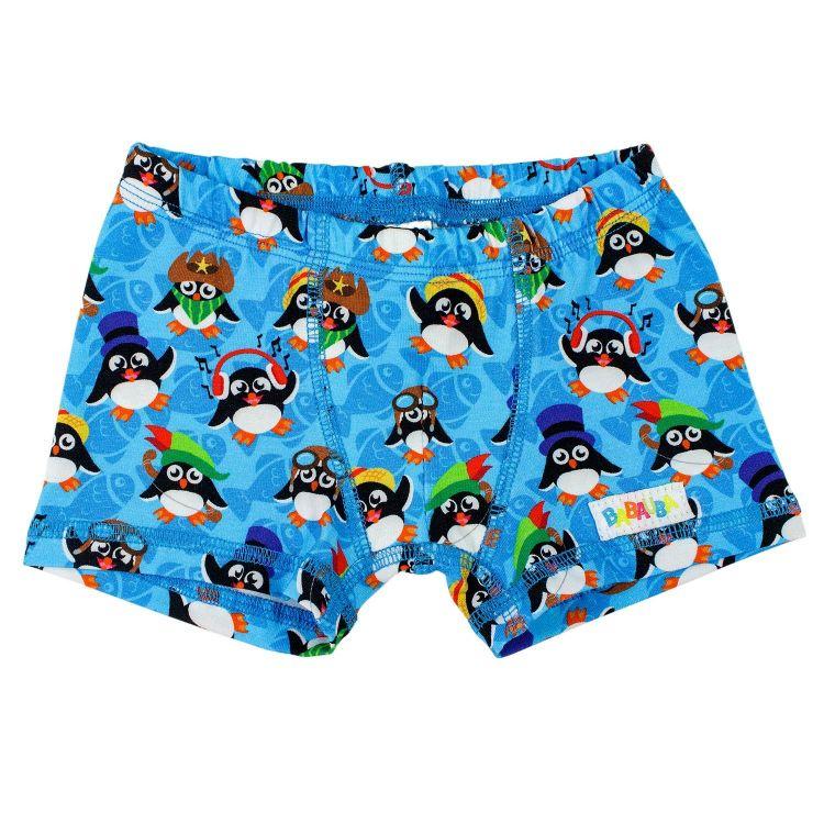 Kids-Boxershorts - PinguProfessionals