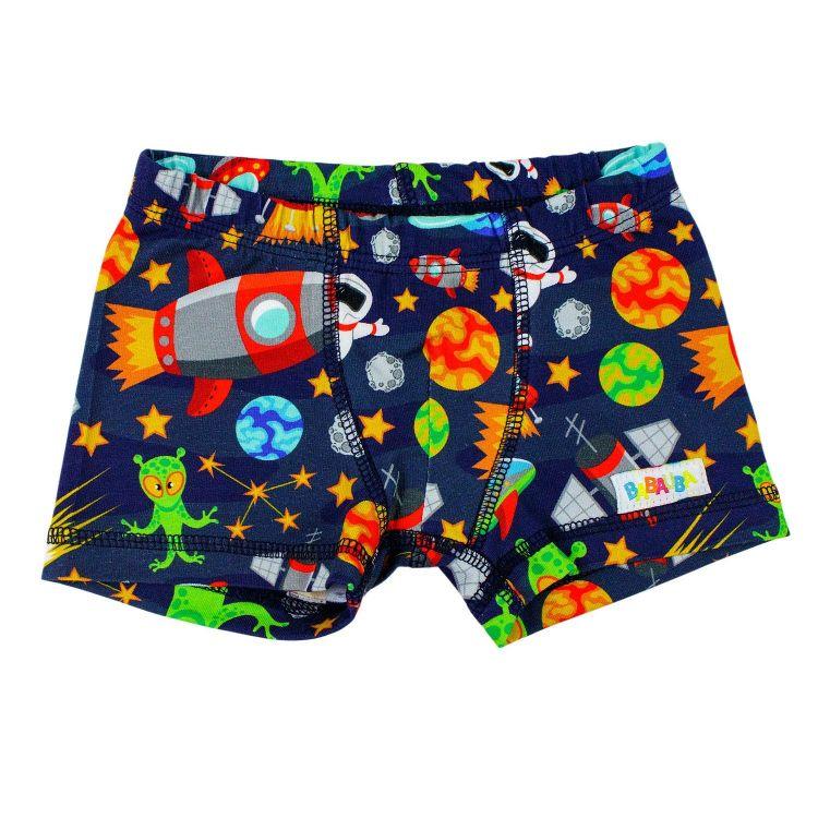 Kids-Boxershorts - SpaceWorld