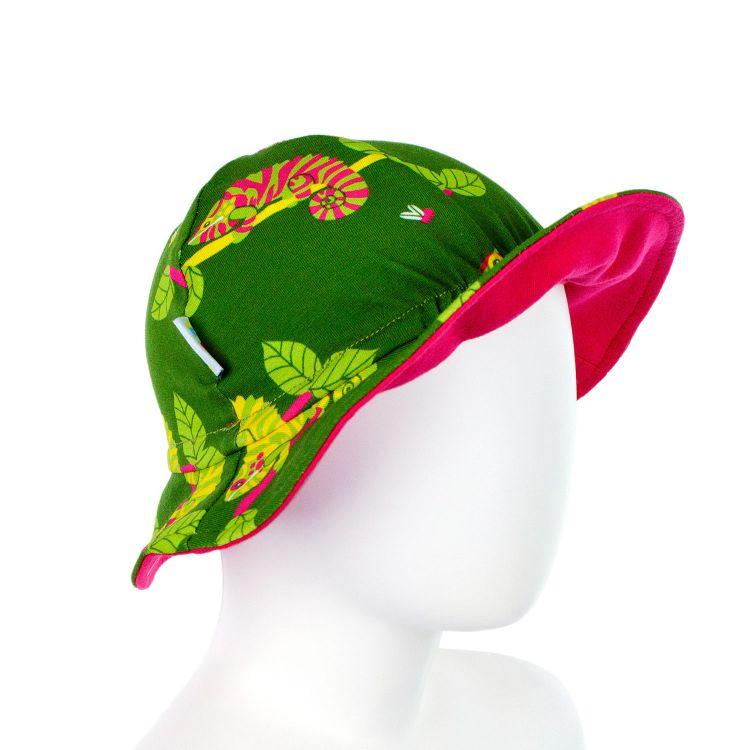 CoolHat ChameleonsOnTwigs-Green