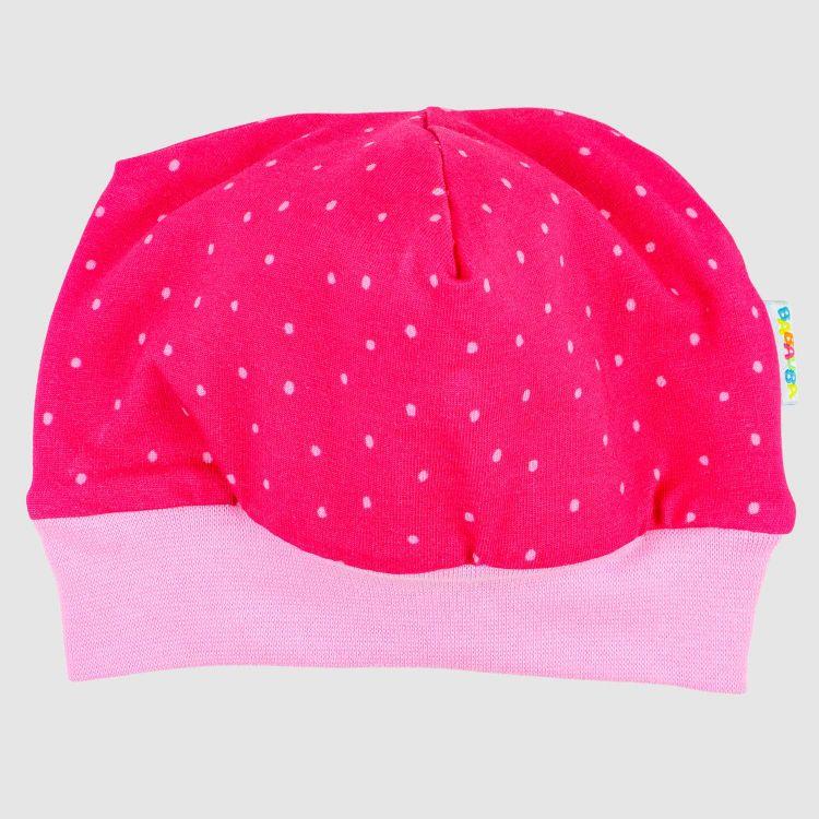 Winterbeanie PinkDots