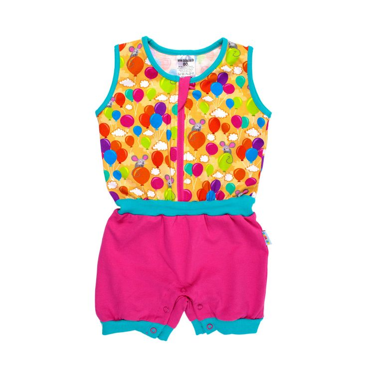 Jumpsuit ColorfulBalloons