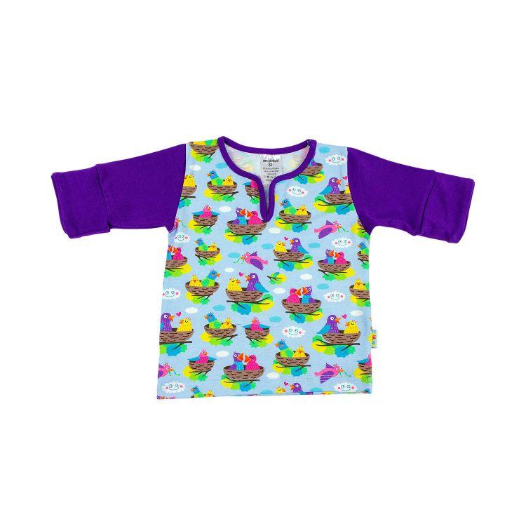 Kids-LovelyGirlShirt - HappyBabyBirds