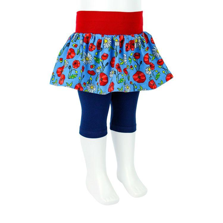 Kids-SkinnyPantsRöckchen kurz - PoppyAndDaisy