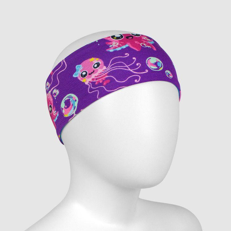 Stirnband SweetOctopus-Purple