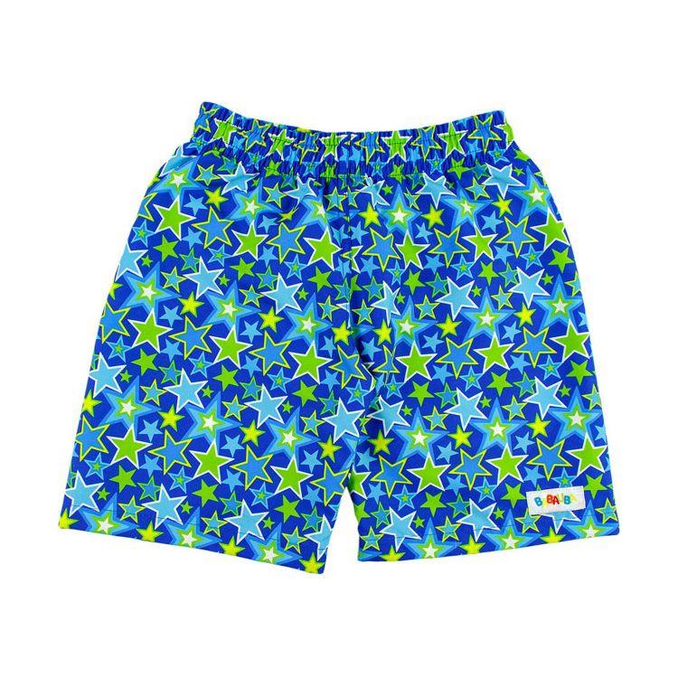 Swimshorts Babauba-BlueStars