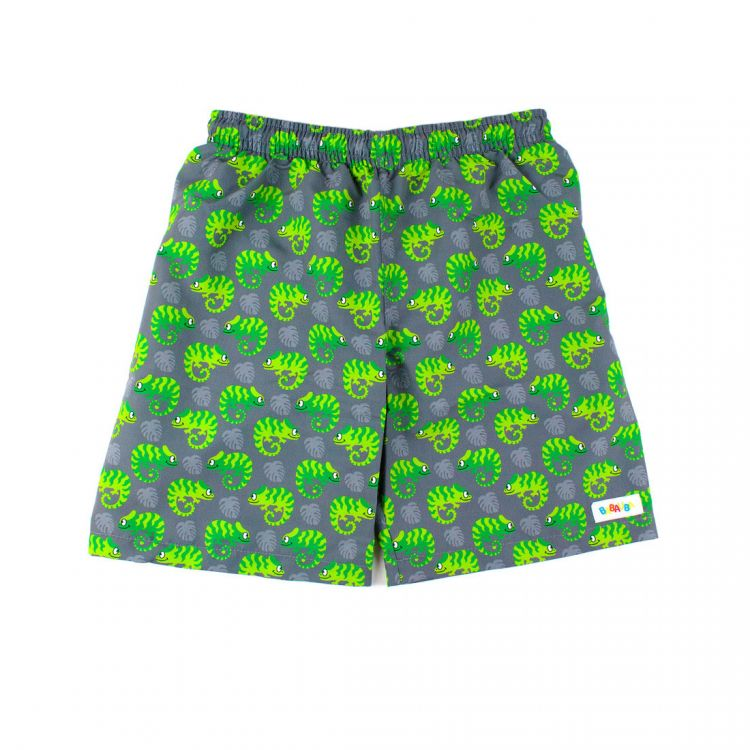 Swimshorts ExoticChameleons-Green