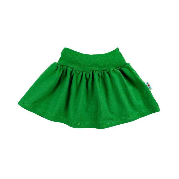 Uni-Röckchen Olivgrün