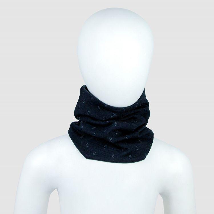 Winter-Loop-Schal TinyArrows-Black