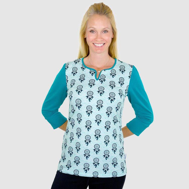 LovelyWomanShirt SimpleDreamcatcher