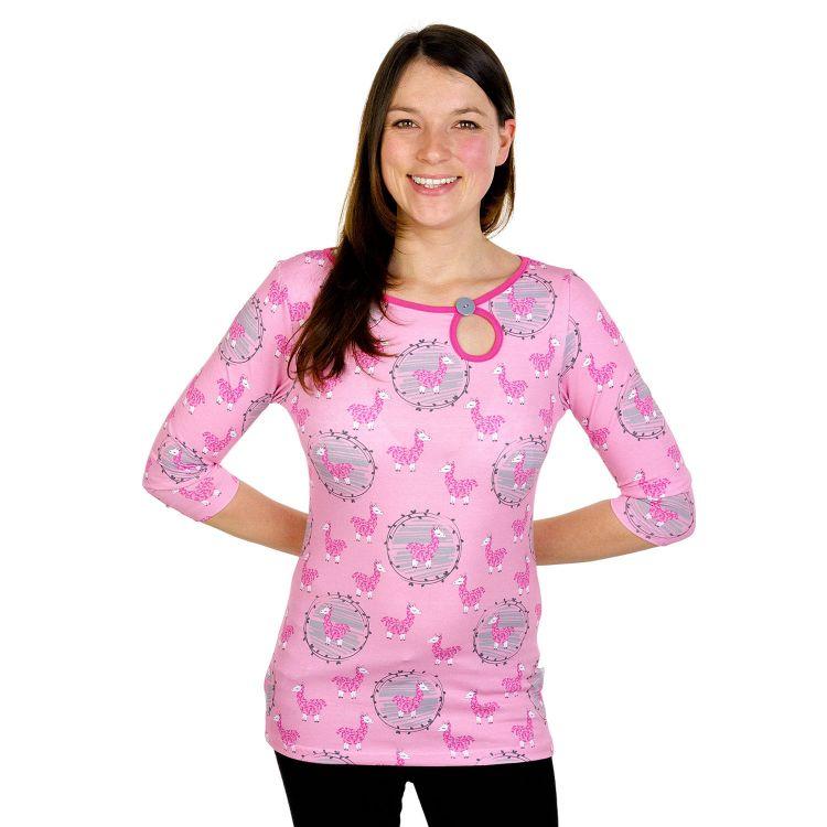 PrettyWomanShirt AlpacaQueen