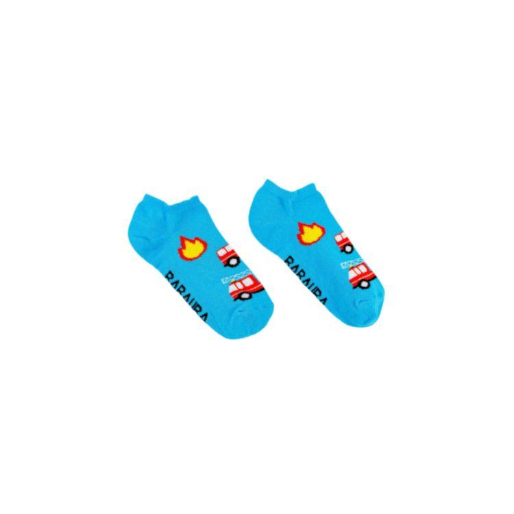 Sneaker-SockiSocks - Firefighter