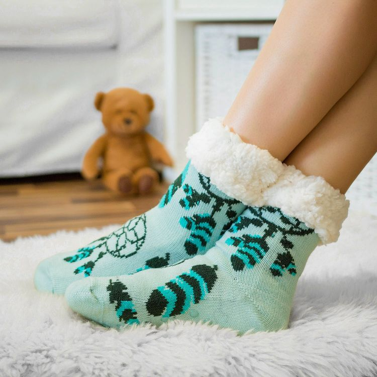 SuperFlauschi-SockiSocks - SimpleDreamcatcher