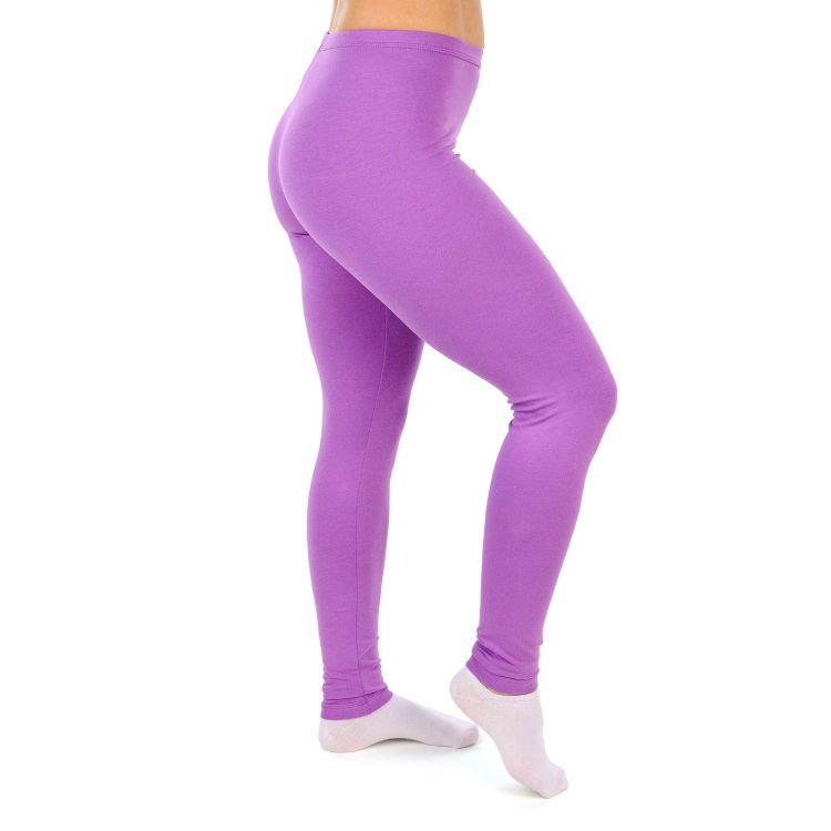 Woman-Uni-SkinnyPants Lavendel