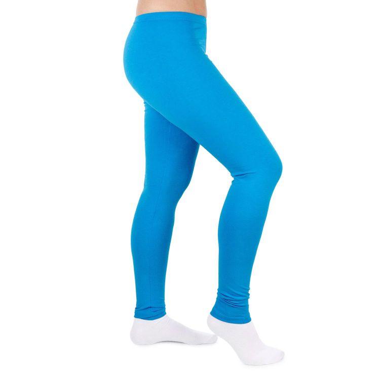 Woman-Uni-SkinnyPants Türkisblau