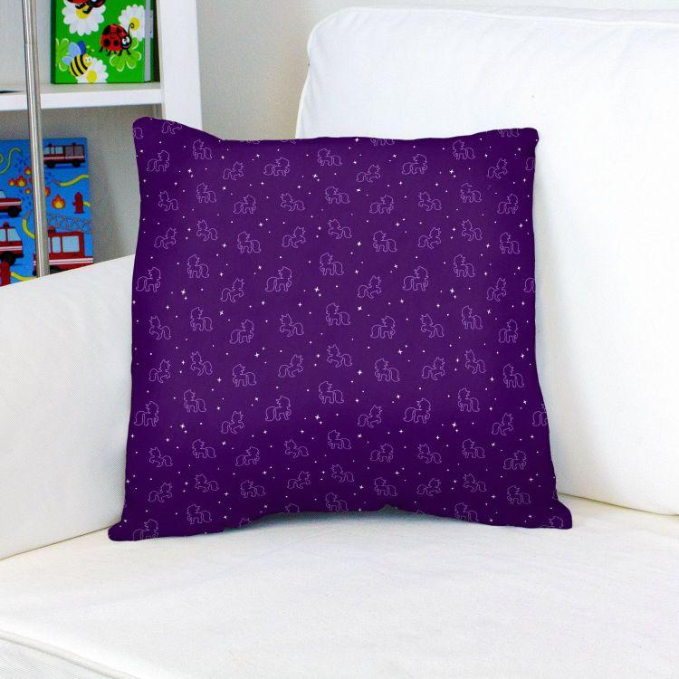 Supersoft-Kissen - PurpleUnicorn