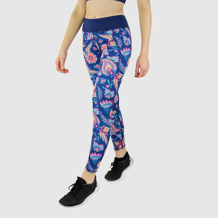 Sportleggings RoyalFlowers L