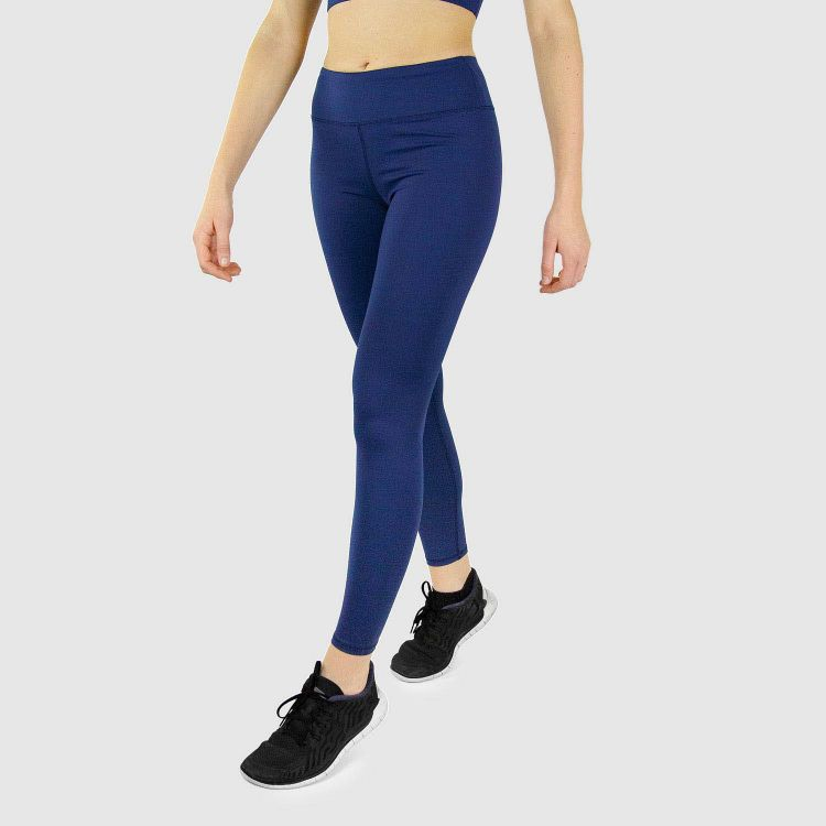 Uni-Sportleggings Dunkelblau L