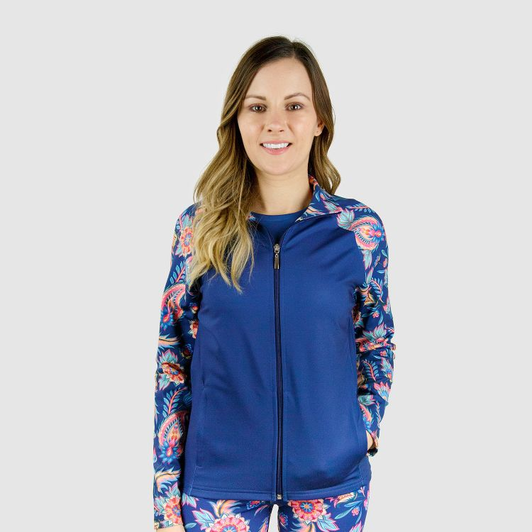 Sportjacke RoyalFlowers L