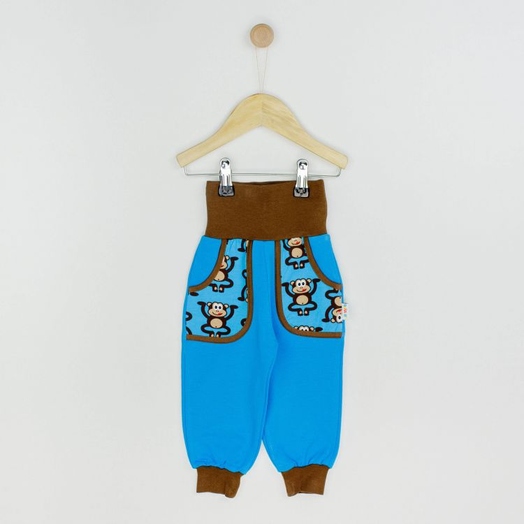 Kids-CoolPocketPants - WildBlueMonkey
