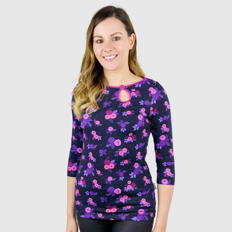 PrettyWomanShirt LovelyRoses
