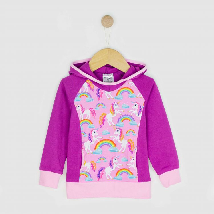 Kids-Hoodie-Shirt - SparklingUnicorns