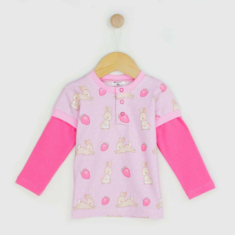 Langarm-T-Shirt BerryBunny